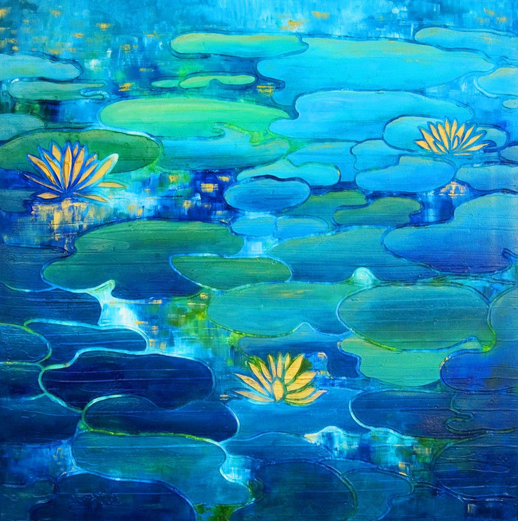 Water Lily VI.