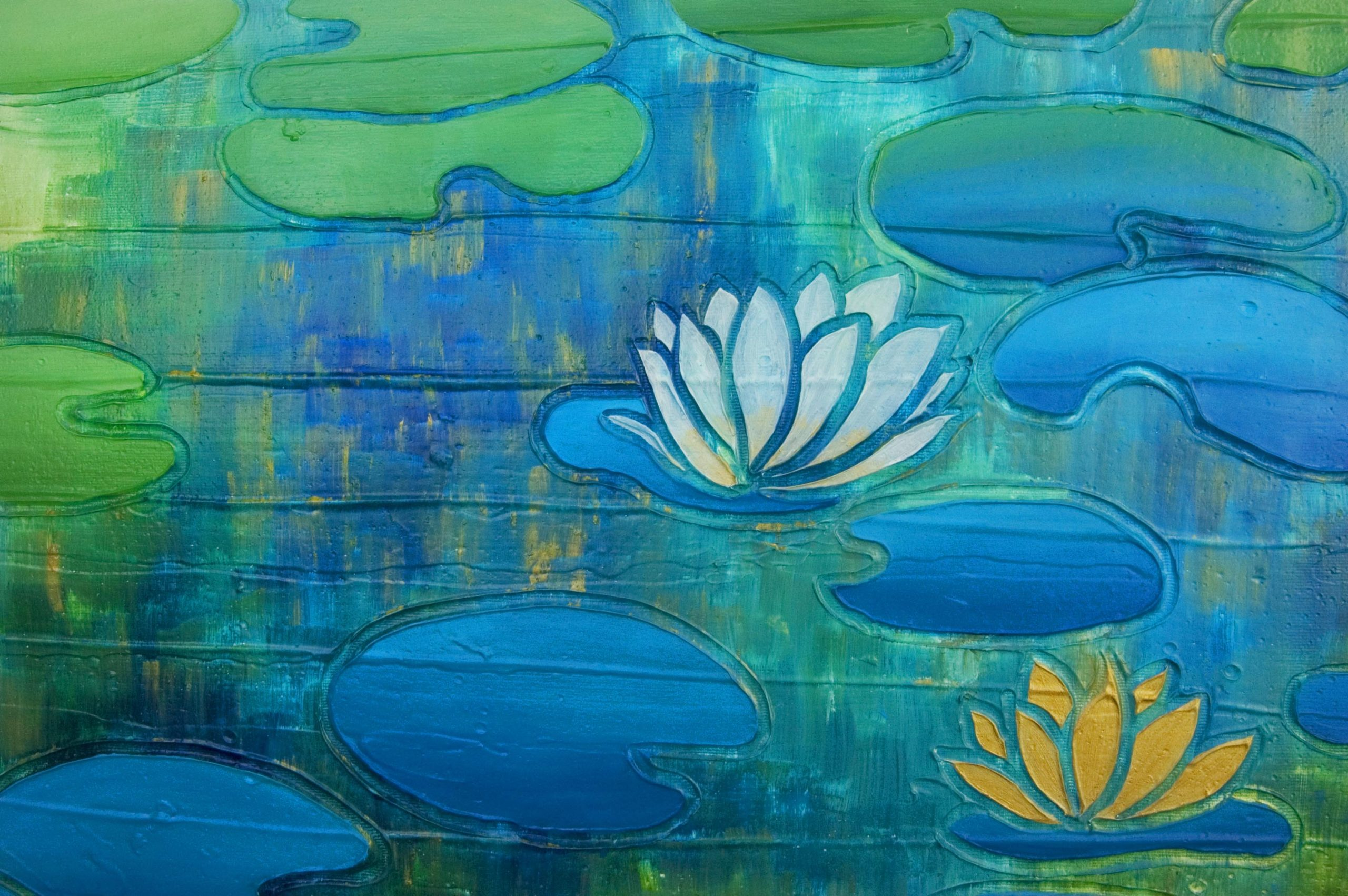 Water Lily VII.