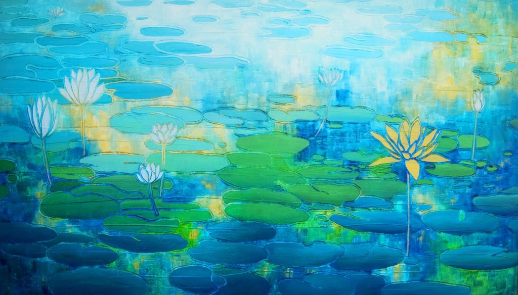 Water Lily IX.