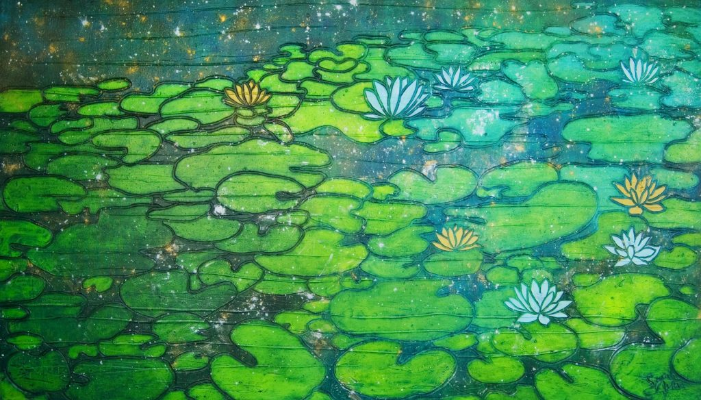 Water Lily VIII.